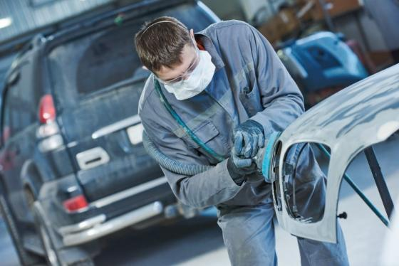 Réparation carrosserie Nice