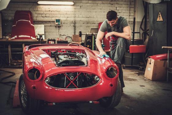 Restauration voitures anciennes Nice